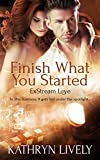 Finish What You Started (ExStream Love Book 1)