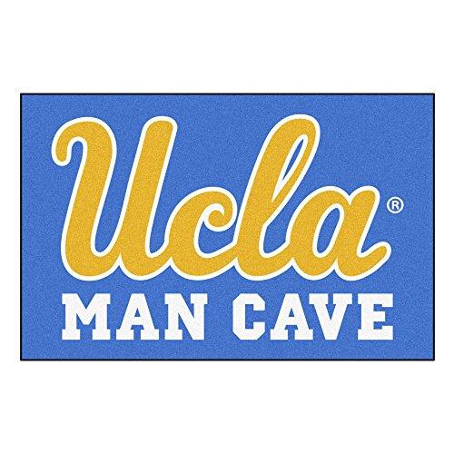 UCLA Man Cave Area Rug - Rug Ucla