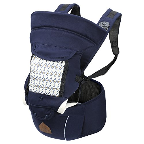Baby Carrier Multi Position Soft Structured Sli...