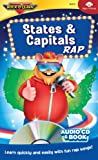 States & Capitals Rap Audio CD and Book by Rock