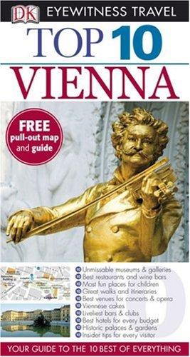 Top 10 Vienna (Eyewitness Top 10 Travel Guides)