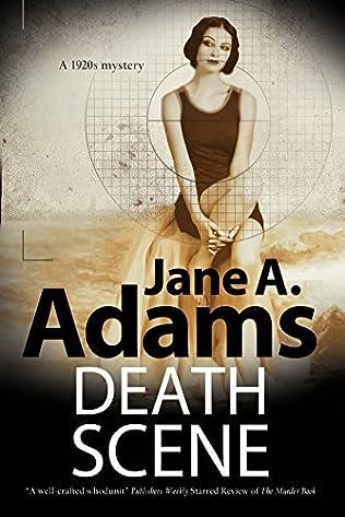 book cover of Death Scene