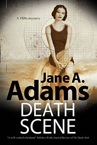 Death Scene: A 1920s mystery (A Henry Johnstone Mystery)