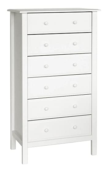Davinci Jayden 6 Drawer Tall Dresser  White. Amazon com  Davinci Jayden 6 Drawer Tall Dresser  White  Baby