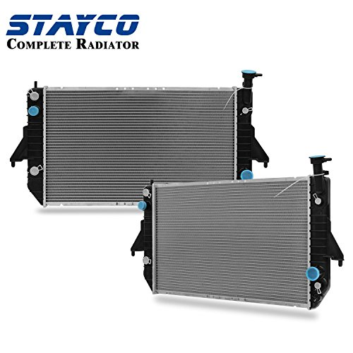 Safari Radiator Van (Radiator for GMC Chevy 1996 1997 1998 1999 2000 2001 2002 2003 2004 2005 Safari Astro 4.3L V6)
