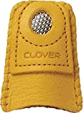 CLOVER 614C Leather Coin Thimble