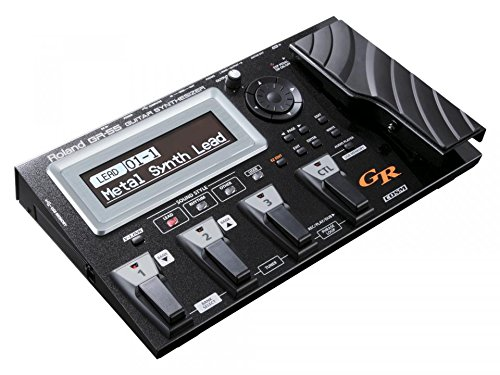 (Roland GR-55 Guitar Synth - Black - Without GK-3 Pickup)
