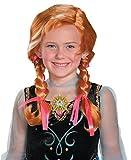 Anna Wig Costume Accessory