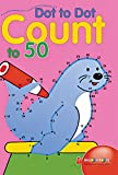 img - for Dot to Dot Count to 50 book / textbook / text book