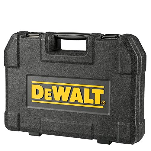 Professional Mechanic Tool Set Chrome with Case (108-Pc). Complete Mechanics Tools Kit w/Box Organizer & Storage has Variety of Automotive Equipment & Accesories for Car Repair. Gift for Men & Women by DEWALTS Tools (Image #3)