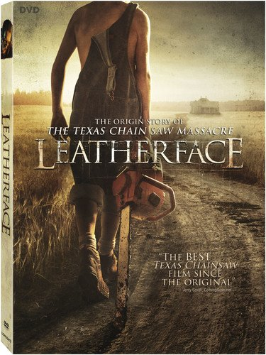DVD : Leatherface (Widescreen, Digital Theater System, AC-3)