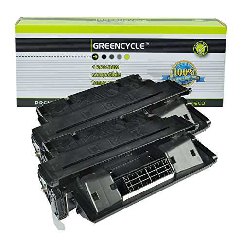 - GREENCYCLE High Yield Compatible C4127A 27A Laser Toner Cartridge Replacement for HP Laserjet 4000, 4000N, 4000T, 4000TN, 4000se, 4050, 4050N, 4050T, 4050TN, 4050se, 4050 USB-mac (Black,2 Pack)