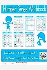 Number Sense Workbook (Little Learning Labs Basic Skills) (Volume 2) Paperback