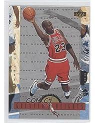 c7d78e96d0d Michael Jordan (Basketball Card) 1996-97 Upper Deck - Jordan Greater  Heights #