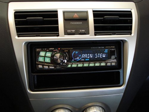 - Metra '07-UP Toyota Yaris Radio Install Kit