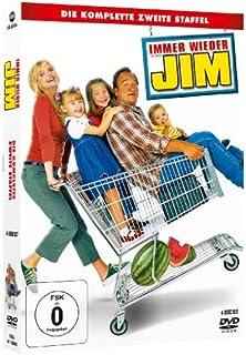 Immer Wieder Jim Die Komplette Erste Staffel 4 Dvds Amazonde