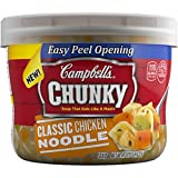 Campbell's Chunky Soup, Classic Chicken Noodle, 15.25 Ounce