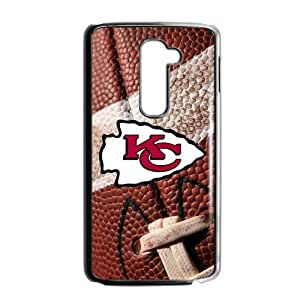 Unique Kansas City Chiefs--Awesome Hot NFL Team Logo Durable Case Cover For Lg g2
