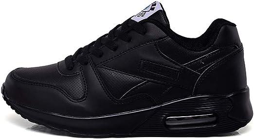 SHOES-HY Zapatos Casuales para Mujer Zapatillas de Tenis para Caminar sin Cordones Ligero Gimnasio Jogging Sports Athletic Running Sneakers,d,43: Amazon.es: Jardín