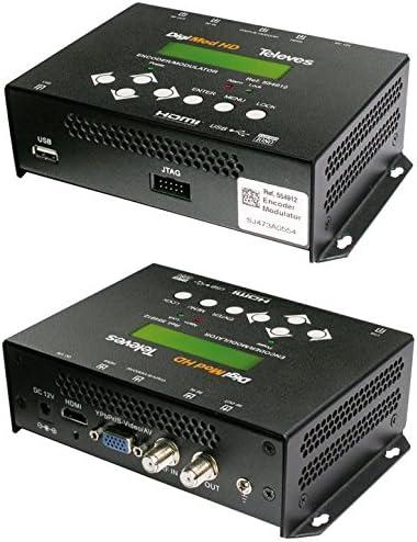 Televes 554912 Encoder Digimod Hd Enc Mod Dvbt Hdmi Usb Baumarkt