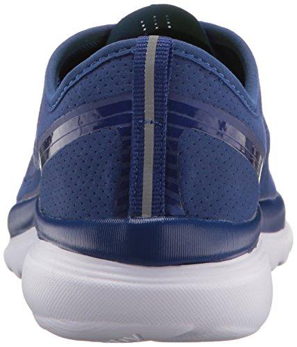 Swivel Shoes Saucony Blue Running Women's qXP5H