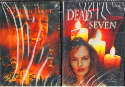 The Shunned House , Dead Seven : Horror - 2 Pack Bundle -