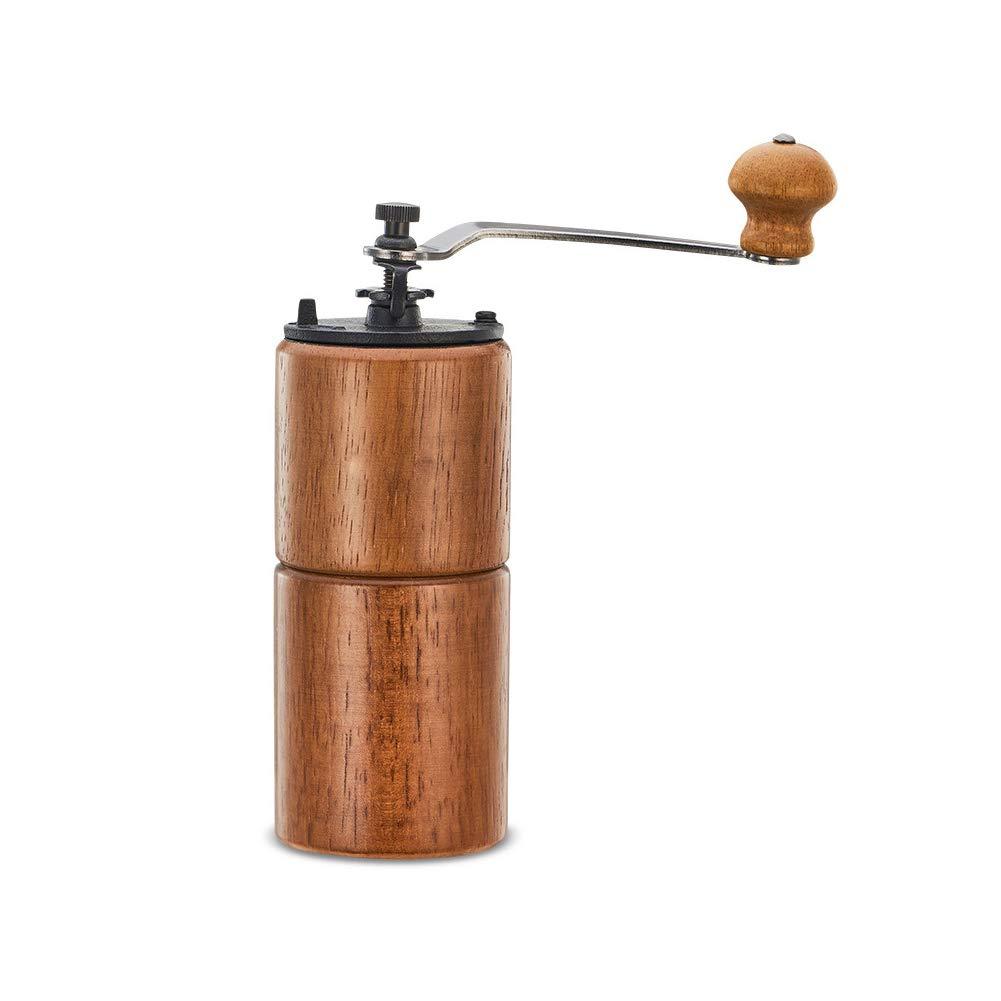 JIANGU Manuale Coffee Machine – Coffee Bean Grinder Mini Portatile Mill Coffee Bean Grinder Hand Shake Manuale di casa Macinare i Chicchi di caffè offerta