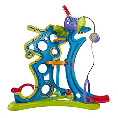 Fisher-Price Spinnyos Giant Yo-ller Coaster: Toys & Games