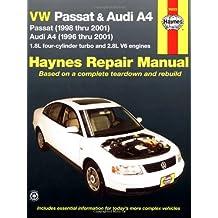 VW Passat and Audi A4, 1996-2001