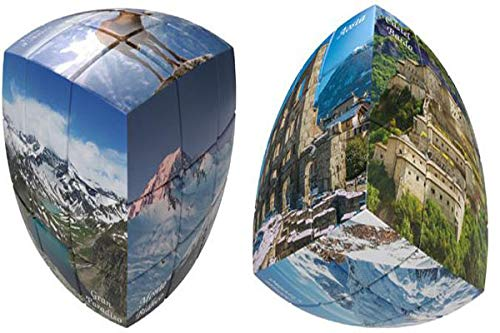 Machebelcart V-Cube Valle D'AOSTA, Colour 095133