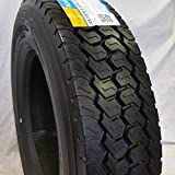 (4-TIRES) 245/70R19.5 H/16 NEW ROAD WARRIOR LONG MARCH LM-508 DRIVE ALL POSITION TIRES 16 PLY 24570195
