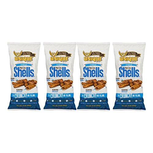 - Unique Pretzel Shells (Pack of Four - 10 Oz. Bags)