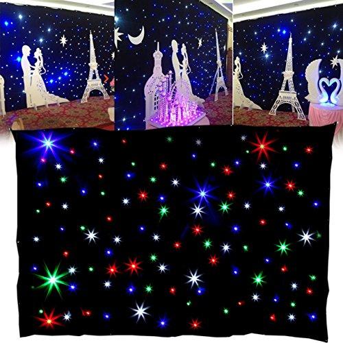Led Star Cloth Lighting