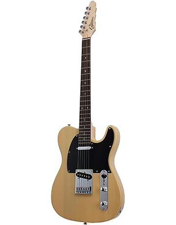 Eagletone Madison guitarra eléctrica tipo Telecaster Rubio