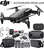 Cheap DJI Mavic Air Drone Quadcopter Fly More Combo (Onyx Black) Travel Bundle