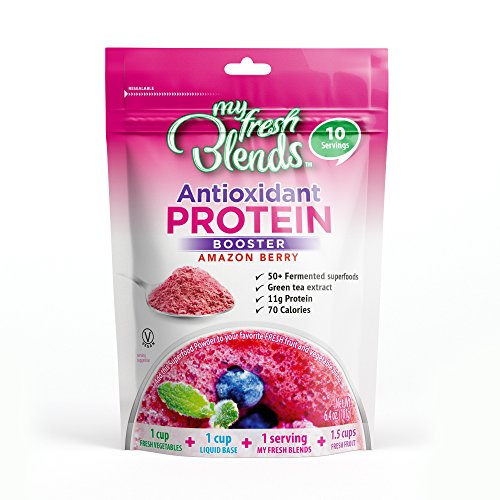 my fresh Blends Antioxidant Protein Booster, Amazon Berry, 6.4 Ounce ()