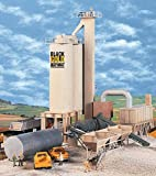 Walthers Cornerstone Series Kit HO Scale Black Gold Asphalt - Hot Mix Plant