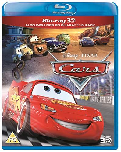 Cars (3D) [Blu-ray]