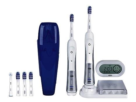 Oral-B TriZone 5500 - Cepillo de dientes eléctrico (Batería, Incorporado, 2