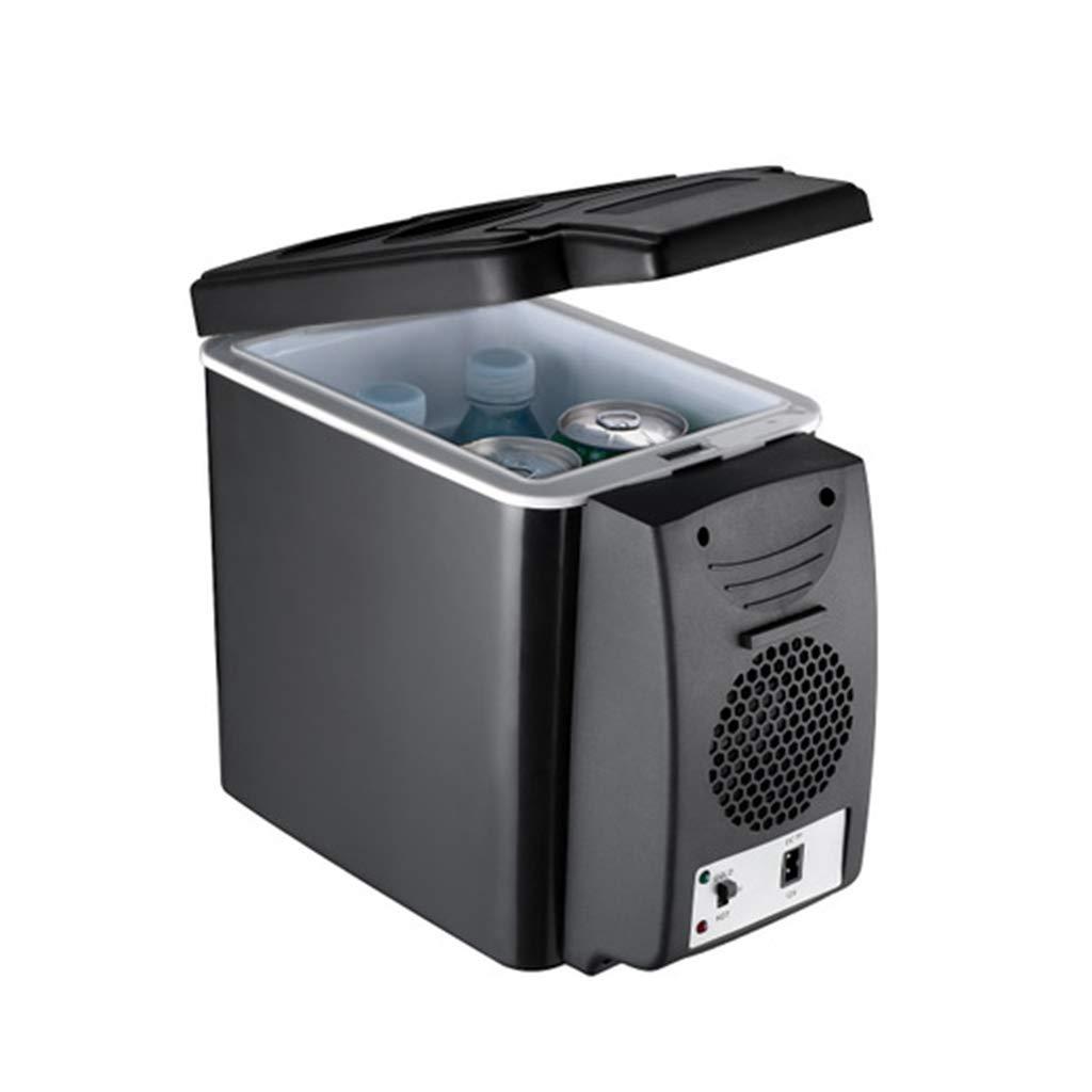 6L Car Small Refrigerator Mini Student Dormitory Cold And Cold Box Small Freezer Mute