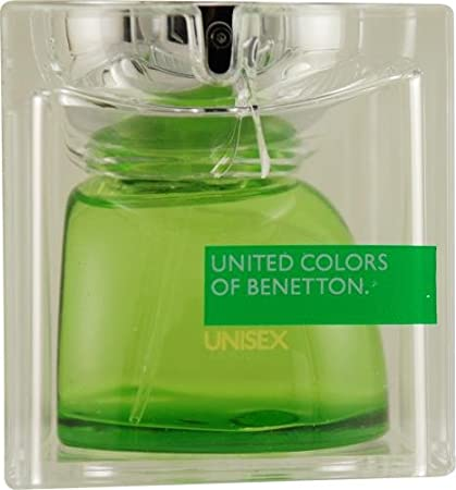 United Colors of Benetton unisex Agua de colonia 40 ml
