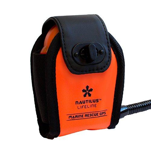 Nautilus LifeLine Neoprene Pouch for Marine GPS Rescue Radio (Nautilus Compact)
