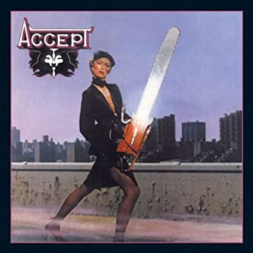 amazon accept accept ハードロック 音楽