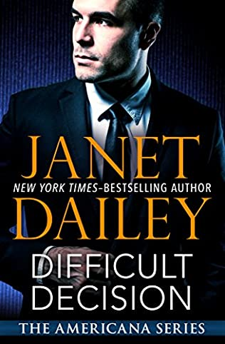 book cover of Difficult Decision