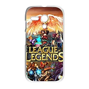 Motorola G Cell Phone Case White League Of Legends as a gift H4088153