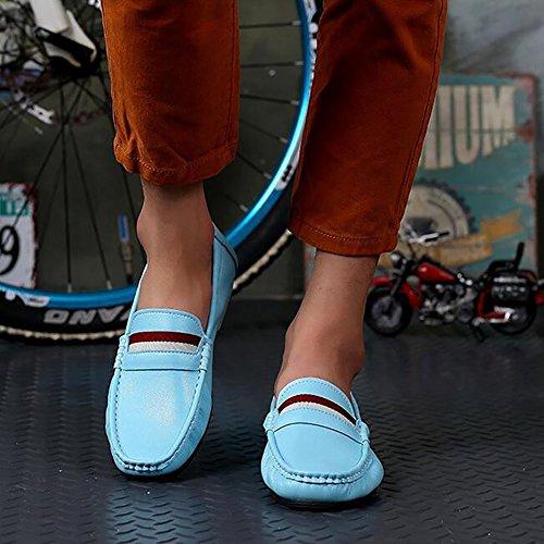 Et 38 Ons De Formel Carrière D Cuir Automne De Bureau Hommes Et Pour Conduite Chaussures Printemps Sport Marche Chaussures En Chaussures Confort De Slip Mocassins R1pSX1