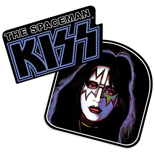 Popfunk KISS Ace Frehley Spaceman Collectible Stickers