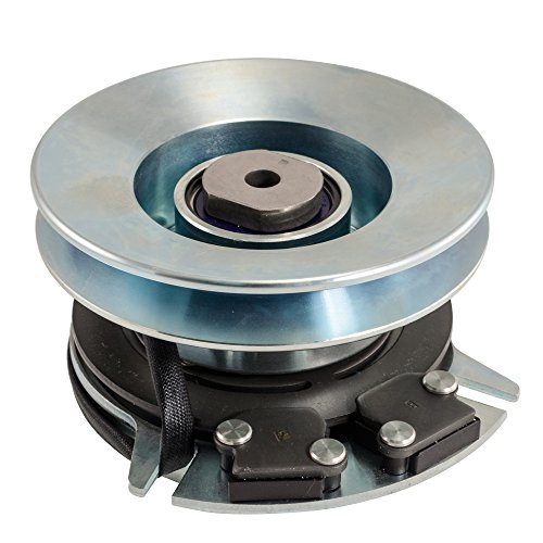 Max Motosports Electric PTO Clutch for Cub Cadet MTD 717-04376 717-04376A 917-04376 917-04376A - Upgraded Bearings