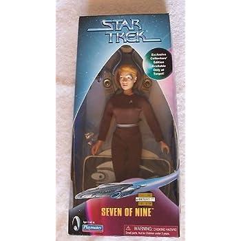 Star Trek, Voyager, Seven of Nine Action Figure