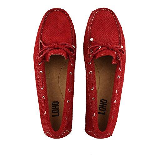 Rosa Para b Loho Shoes Mujer Mocasines A4IwEnwFqa